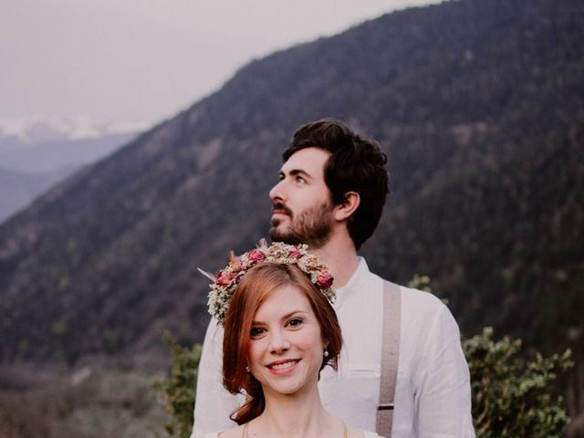 Le mariage de Yon et Sabrina à Saint-Lary-Soulan, Hautes-Pyrénées 38