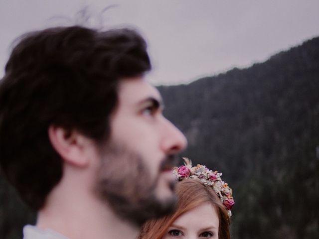 Le mariage de Yon et Sabrina à Saint-Lary-Soulan, Hautes-Pyrénées 39
