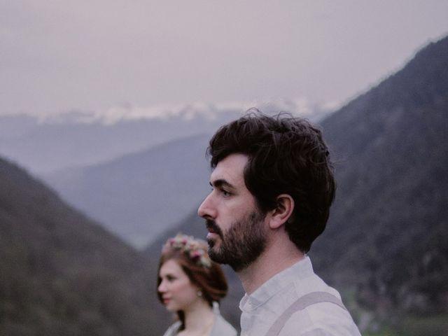 Le mariage de Yon et Sabrina à Saint-Lary-Soulan, Hautes-Pyrénées 40