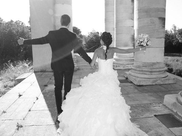 Le mariage de Guew et Caro à Caissargues, Gard 1