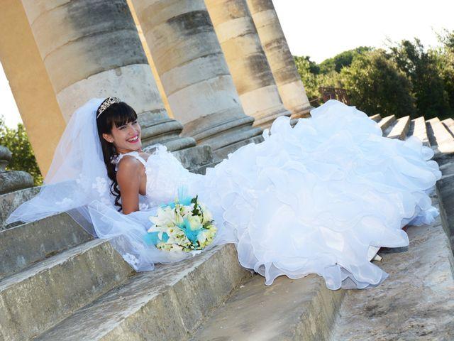 Le mariage de Guew et Caro à Caissargues, Gard 2