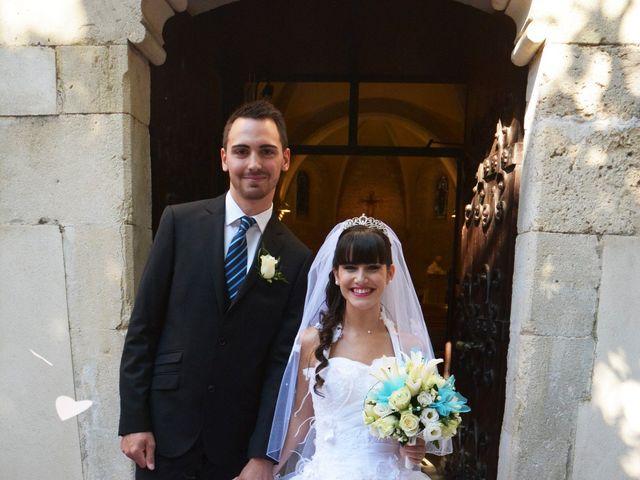 Le mariage de Guew et Caro à Caissargues, Gard 9