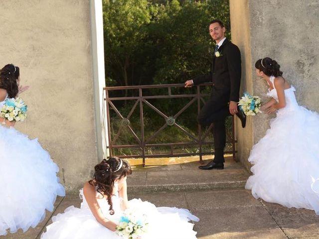 Le mariage de Guew et Caro à Caissargues, Gard 14