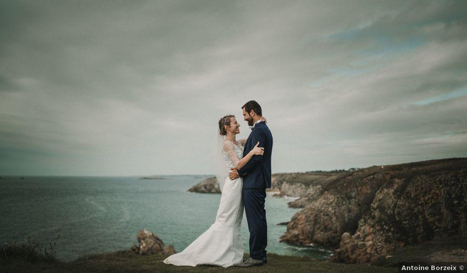 Le mariage de Stevan et Vanessa à Saint-Renan, Finistère