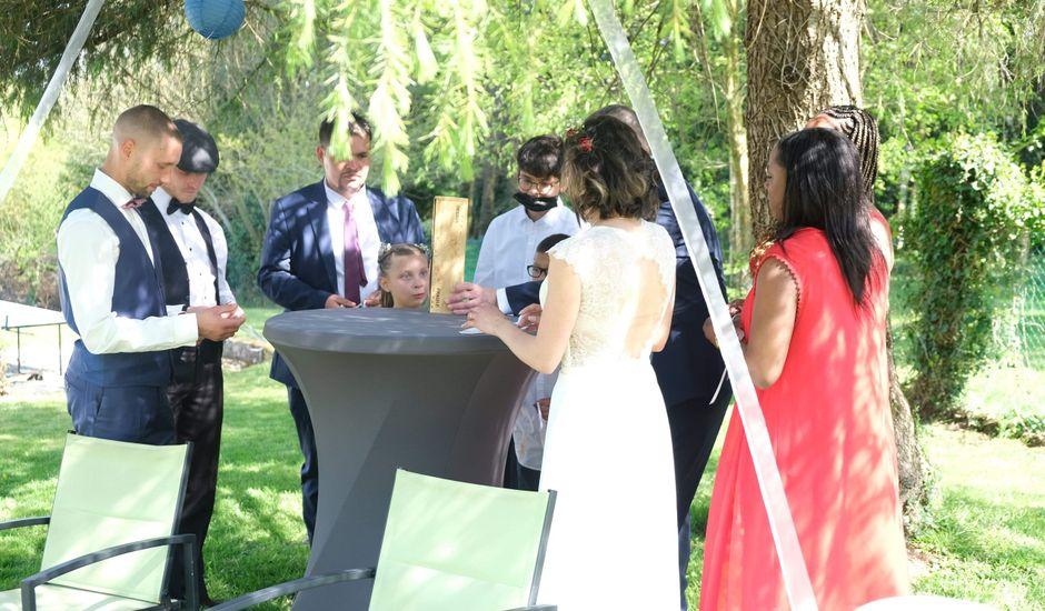 Le mariage de Bruno et Audrey à Le Sourn, Morbihan