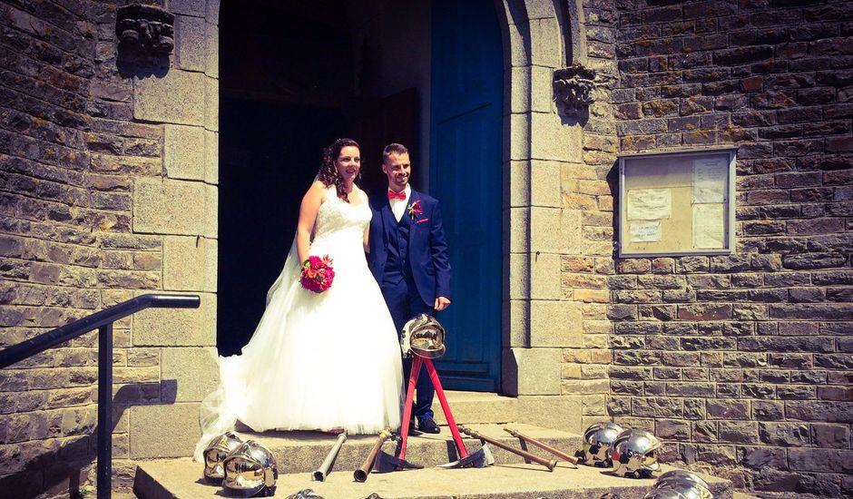 Le mariage de Michaël et Hélène à Châteaubourg, Ille et Vilaine