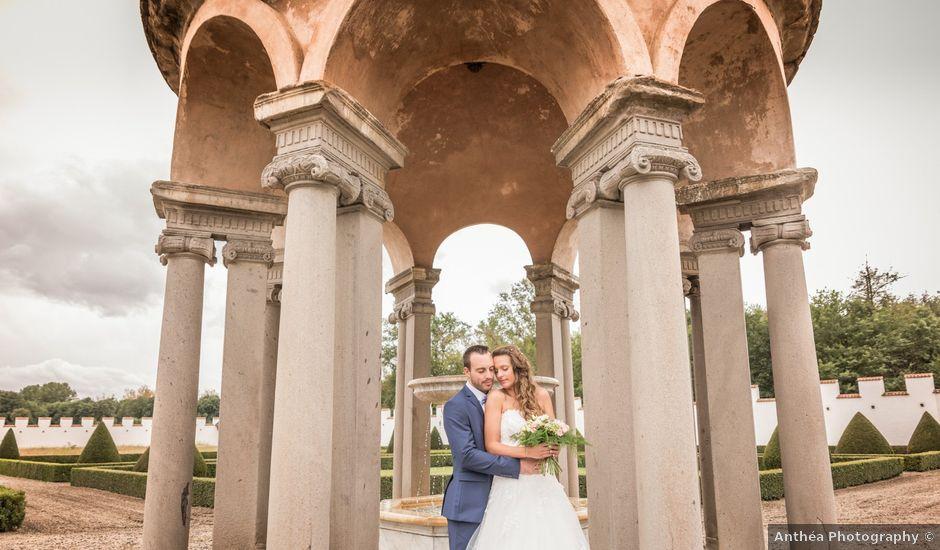Le mariage de Fabien et Aurélie à Feurs, Loire