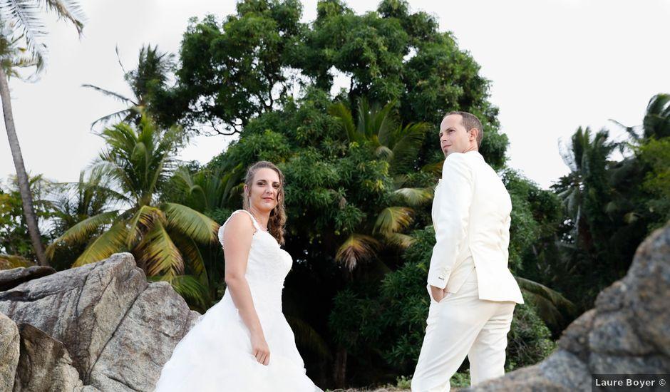 Le mariage de Paul et Amandine à Cayenne, Guyane