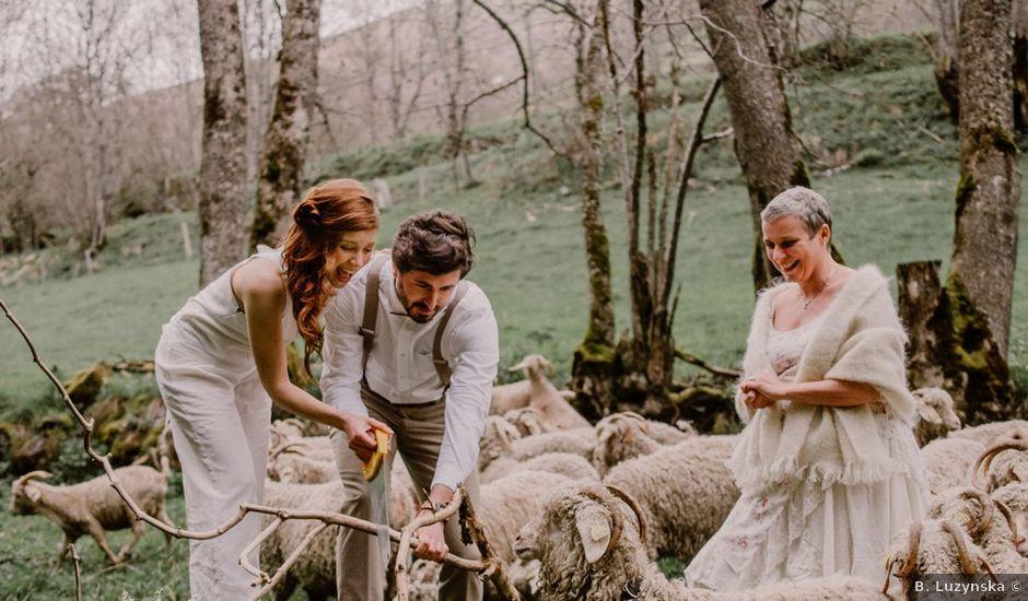 Le mariage de Yon et Sabrina à Saint-Lary-Soulan, Hautes-Pyrénées