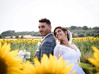 Le mariage de Myriam et Lilian