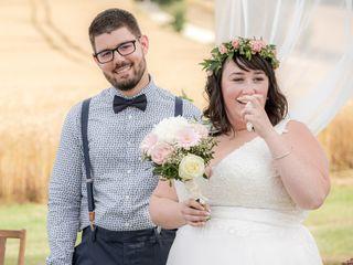 Le mariage de Camille et Jonathan