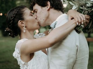 Le mariage de Marie et Jean-Baptiste