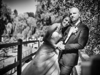 Le mariage de Jenn et Axel