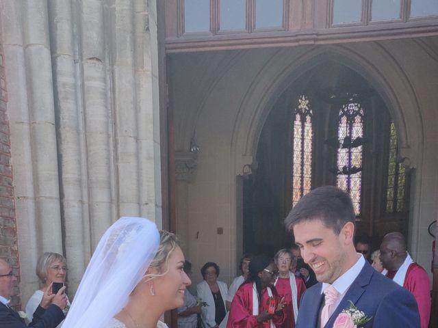 Le mariage de Sylvain et Pauline à Flesselles, Somme 3