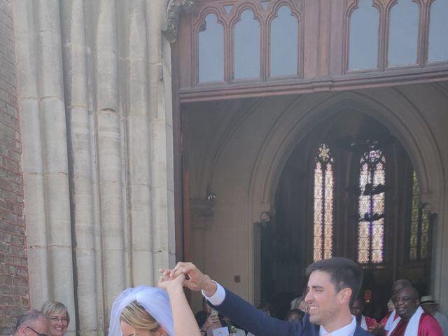 Le mariage de Sylvain et Pauline à Flesselles, Somme 4