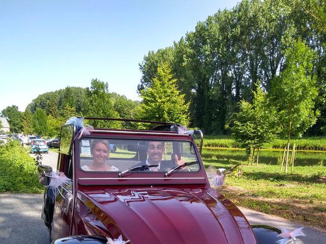 Le mariage de Sylvain et Pauline à Flesselles, Somme 9