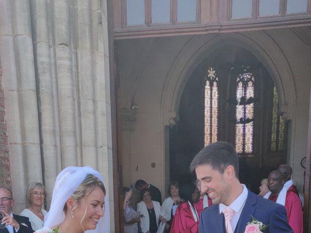 Le mariage de Sylvain et Pauline à Flesselles, Somme 22