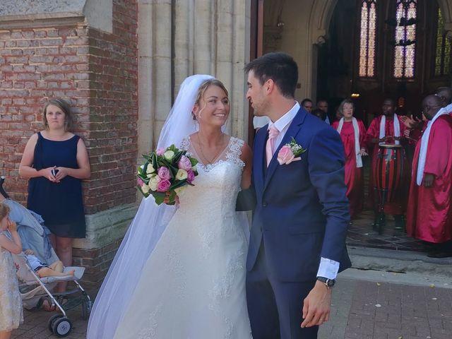Le mariage de Pauline et Sylvain