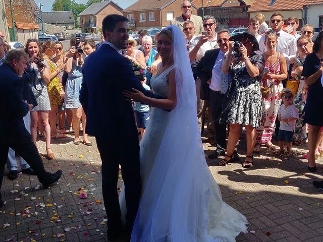Le mariage de Sylvain et Pauline à Flesselles, Somme 23
