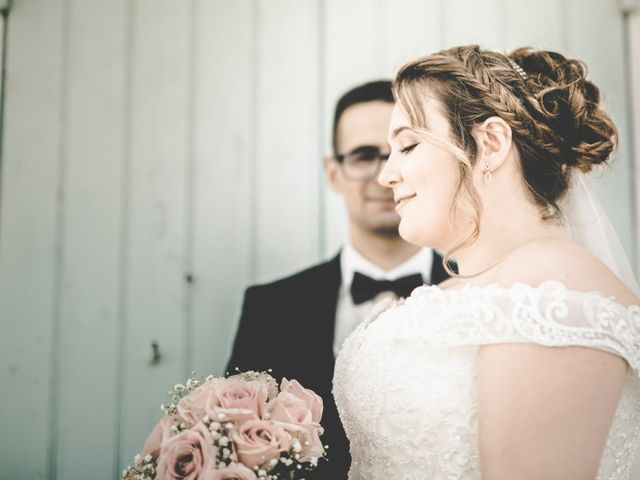 Le mariage de Lucie et Remy