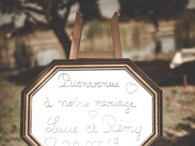 Le mariage de Remy et Lucie à Vauvert, Gard 7