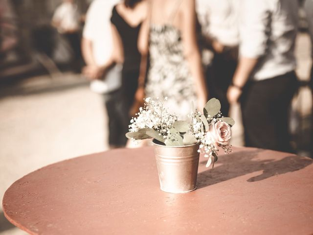 Le mariage de Remy et Lucie à Vauvert, Gard 8