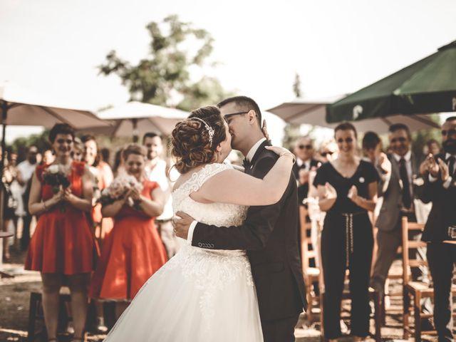 Le mariage de Remy et Lucie à Vauvert, Gard 9
