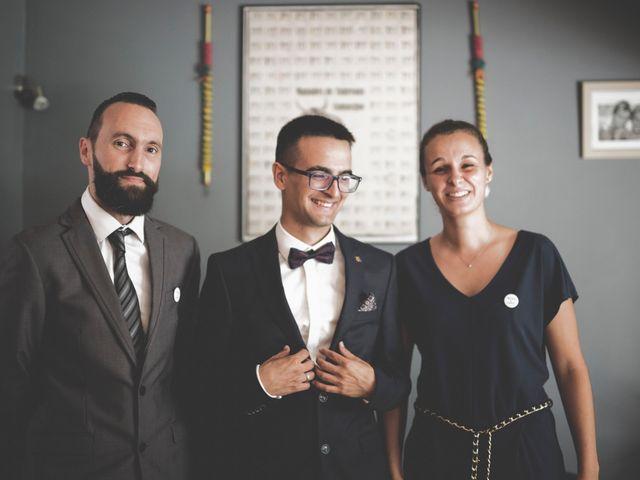 Le mariage de Remy et Lucie à Vauvert, Gard 18