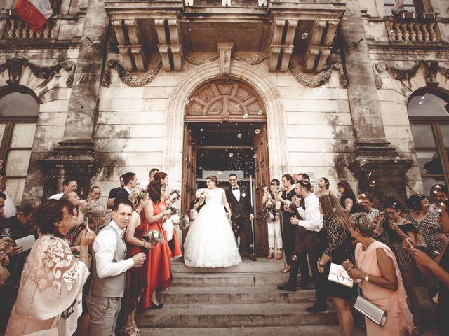 Le mariage de Remy et Lucie à Vauvert, Gard 30