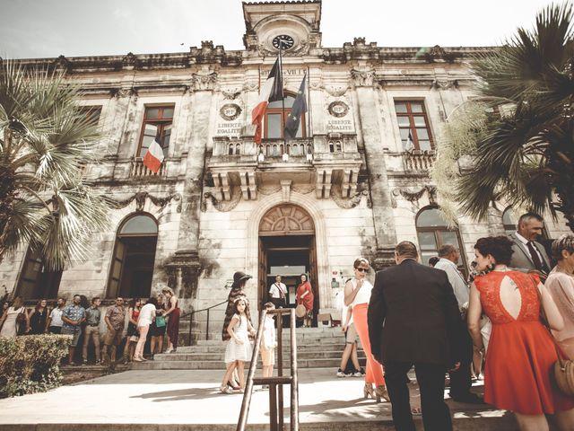 Le mariage de Remy et Lucie à Vauvert, Gard 32