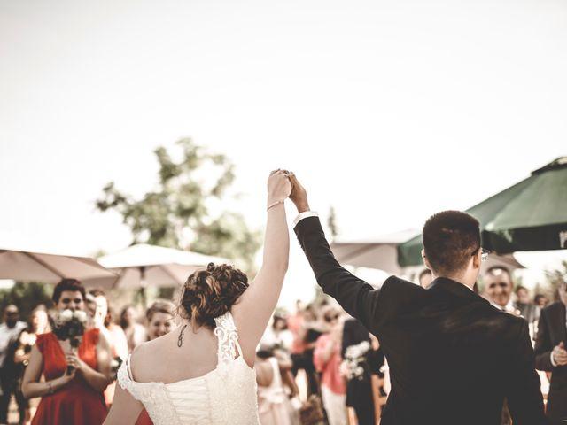 Le mariage de Remy et Lucie à Vauvert, Gard 38