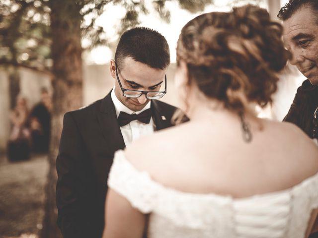 Le mariage de Remy et Lucie à Vauvert, Gard 39