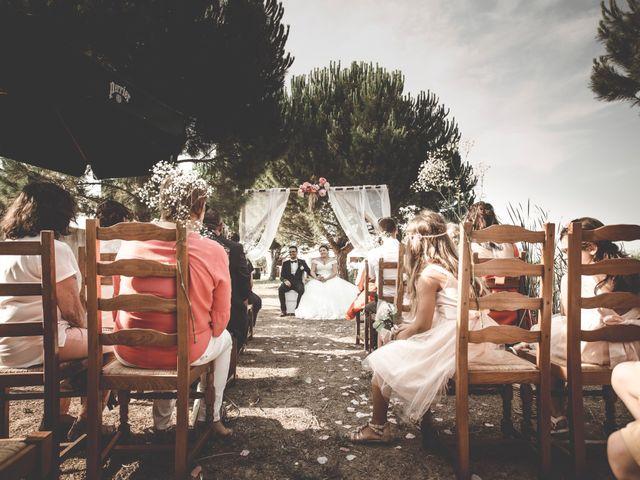 Le mariage de Remy et Lucie à Vauvert, Gard 42