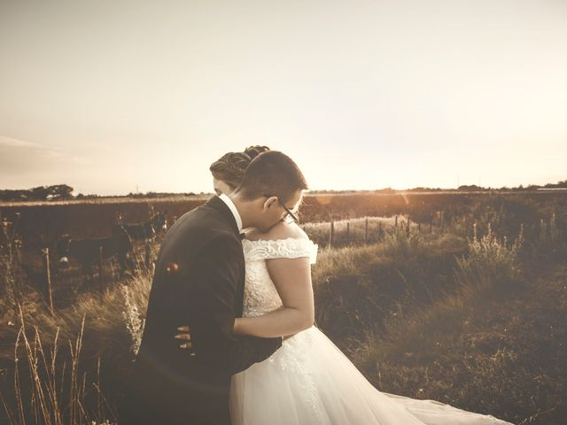 Le mariage de Remy et Lucie à Vauvert, Gard 48