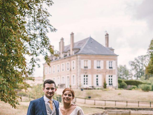 Le mariage de Gustave et Romane à Vassy, Yonne 19