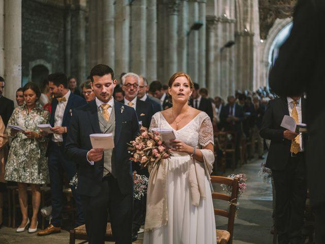 Le mariage de Gustave et Romane à Vassy, Yonne 30