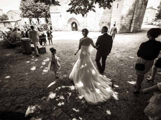 Le mariage de Romain et Magalie à Ardin, Deux-Sèvres 8
