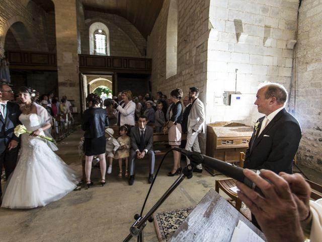 Le mariage de Romain et Magalie à Ardin, Deux-Sèvres 10