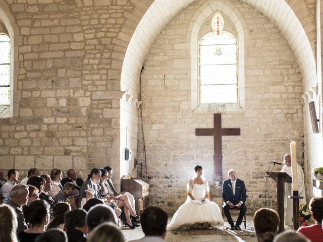 Le mariage de Romain et Magalie à Ardin, Deux-Sèvres 11