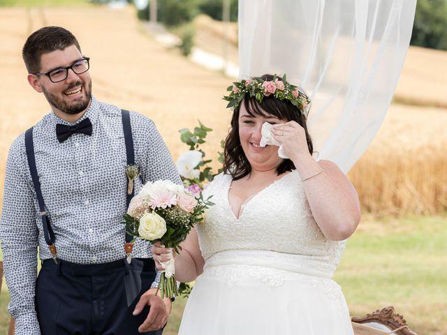 Le mariage de Jonathan et Camille à L'Isle-Jourdain, Gers 18