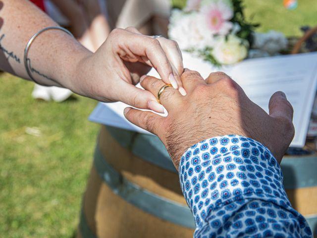 Le mariage de Jonathan et Camille à L'Isle-Jourdain, Gers 41