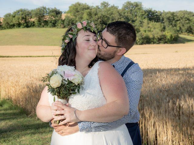 Le mariage de Jonathan et Camille à L'Isle-Jourdain, Gers 45