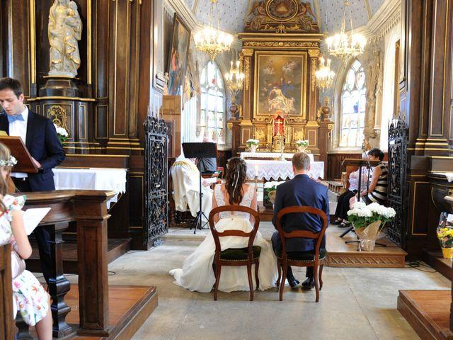 Le mariage de Grégoire et Julie à Allouville-Bellefosse, Seine-Maritime 1