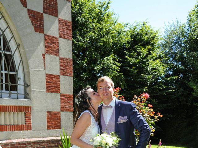Le mariage de Grégoire et Julie à Allouville-Bellefosse, Seine-Maritime 6
