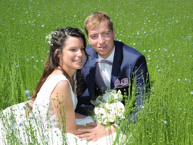 Le mariage de Julie et Grégoire