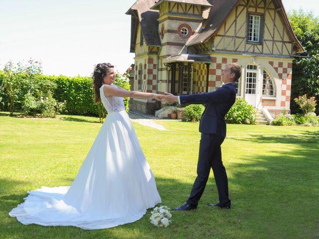 Le mariage de Grégoire et Julie à Allouville-Bellefosse, Seine-Maritime 10