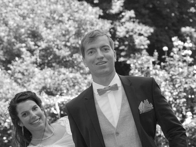Le mariage de Grégoire et Julie à Allouville-Bellefosse, Seine-Maritime 11
