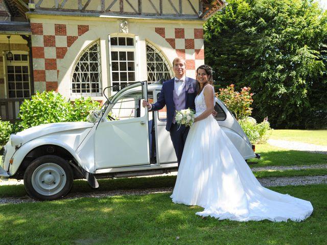 Le mariage de Grégoire et Julie à Allouville-Bellefosse, Seine-Maritime 12