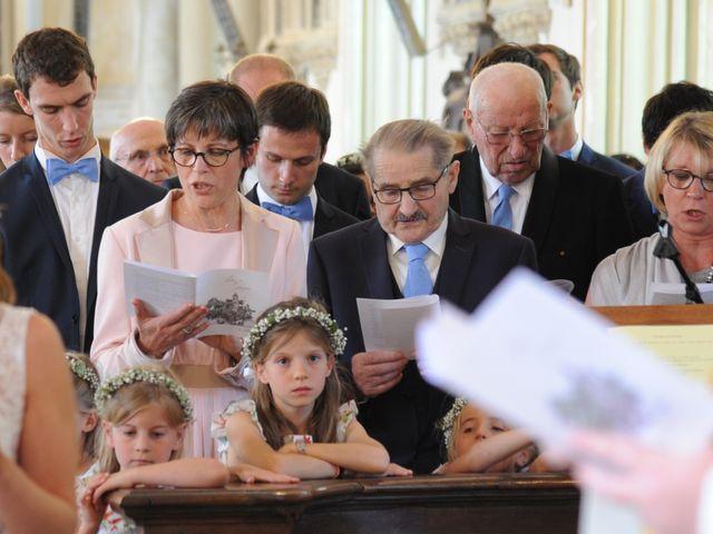 Le mariage de Grégoire et Julie à Allouville-Bellefosse, Seine-Maritime 14