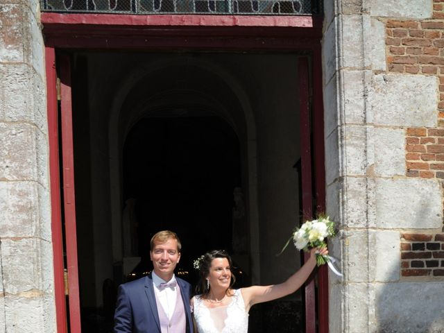 Le mariage de Grégoire et Julie à Allouville-Bellefosse, Seine-Maritime 16